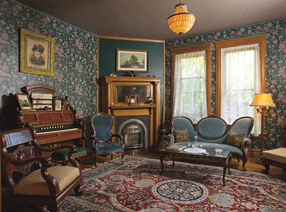 Sitting Room Florence Rose